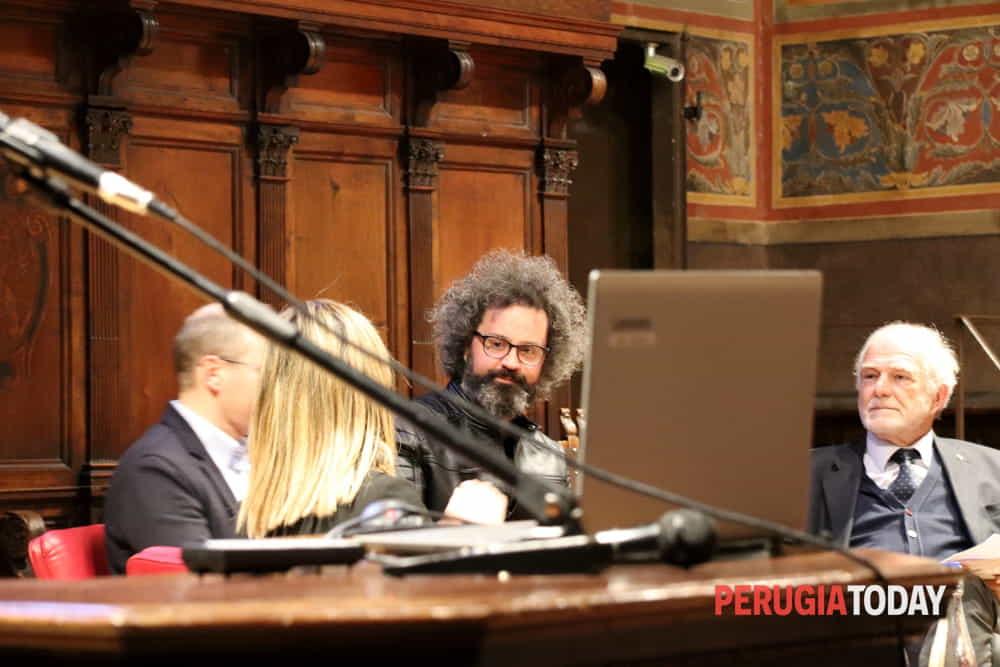 Simone Cristicchi a Perugia con il Circolo dei Lettori