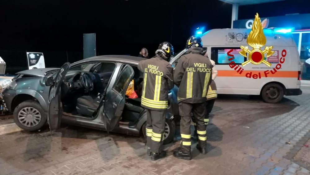 Incidente Perugia Collestrada 10 gennaio 2019