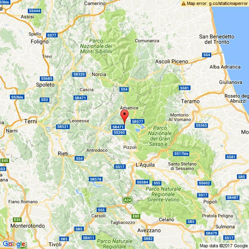 Umbria Cartina Italia.Terremoto Centro Italia Quattro Scosse Fortissime Paura In Umbria Scuole E Uffici Evacuati