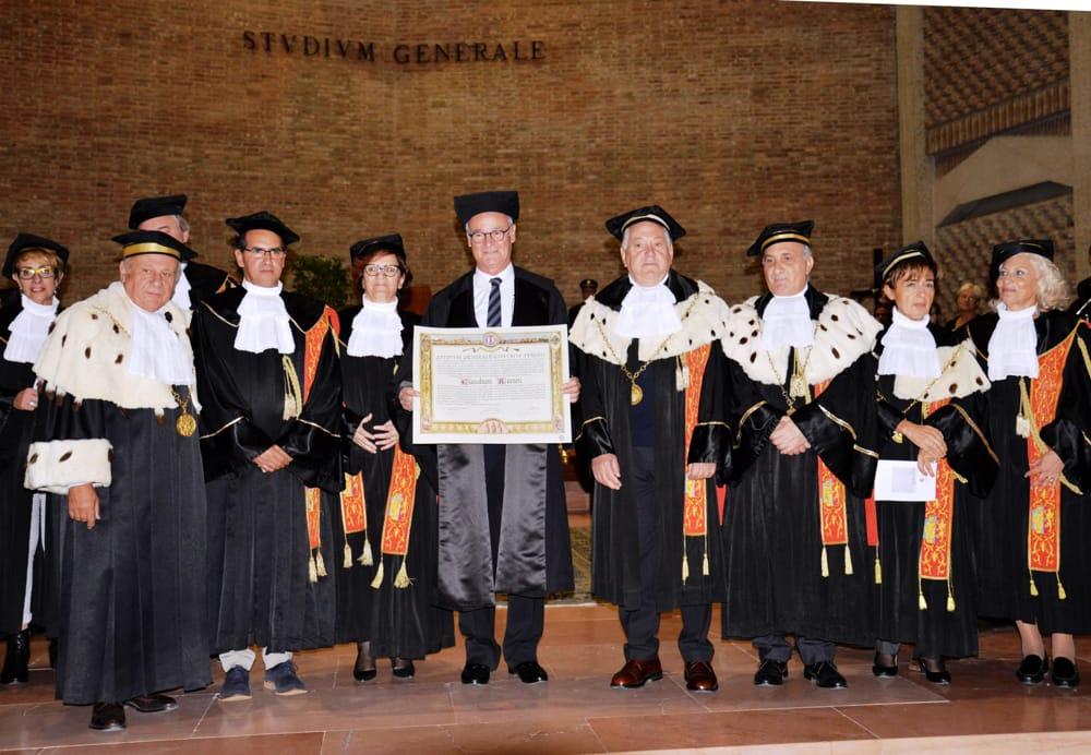 Università di Perugia, laurea honoris causa a Claudio Ranieri