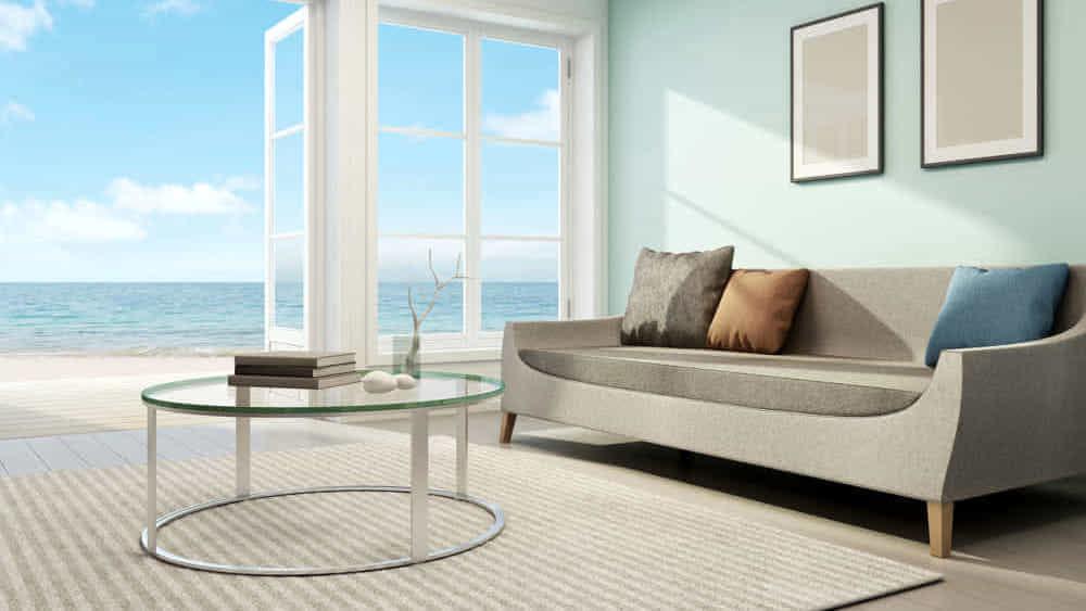 Arredare la casa al mare con gusto ecco qualche idea for Arredare la casa con gusto