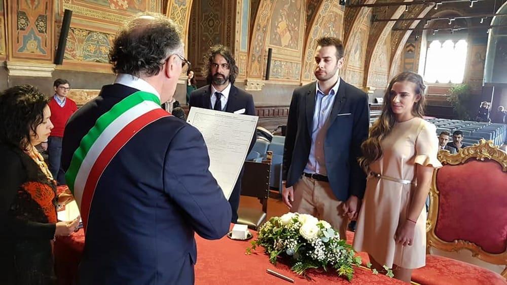 Matrimonio In Comune : Matrimonio civile a roma le sale del comune matrimoni