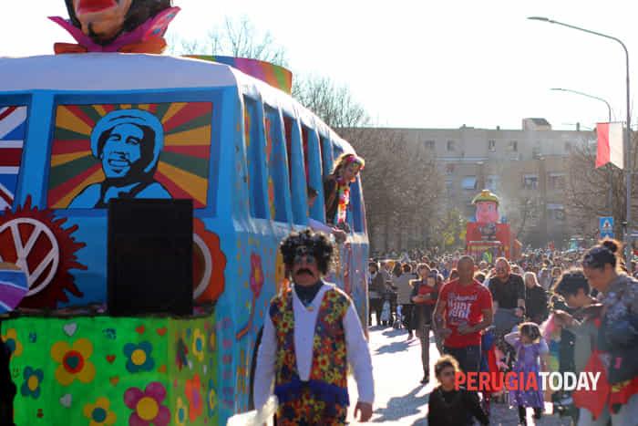 Carnevale San Sisto sfilata 16 febbraio (1)