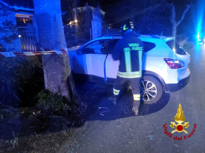 incidente villa magione 2-2-2