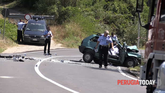 Incidente Ponte Felcino-Ponterio 1