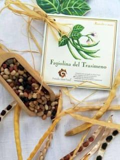 Fagiolina del Trasimeno Presidio Slow Food - Az. Agr. Ceccarelli Paolo