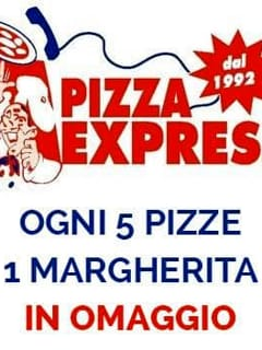 Pizza Express... dal 1992